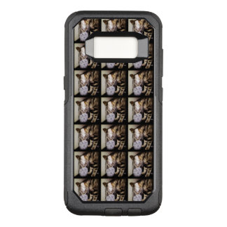 Drink Thief Cat by Shirley Taylor OtterBox Commuter Samsung Galaxy S8 Case