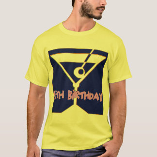 Drink To My 75th Birthday Gifts T-Shirt
