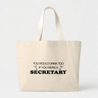 Drink Too - Secretary Bags