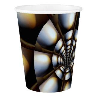 DRINK UP AND ENJOY DESIGNER PAPER CUP