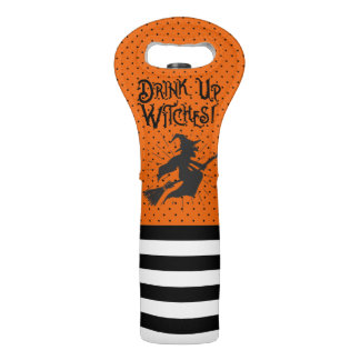 Drink Up Witches! Wine Bag