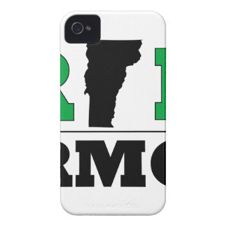 Drink Vermont Beer Local 802 iPhone 4 Cover