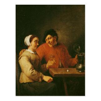 Drinkers Postcard