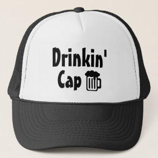 'Drinkin' Cap' Funny Trucker's Hat