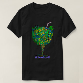 Drinking Alcohol! Dark T-shirt