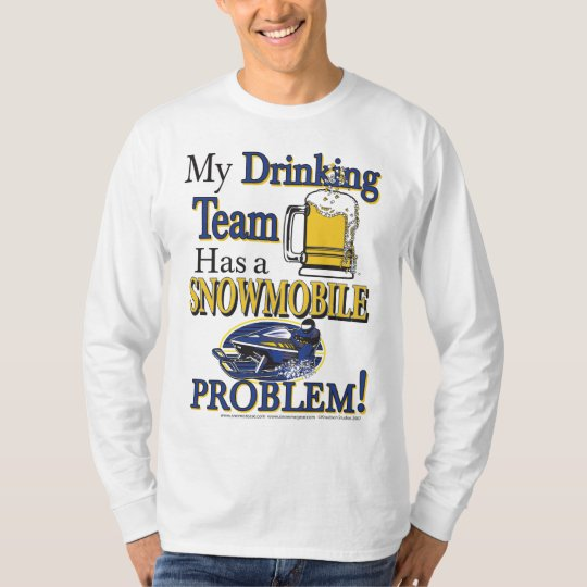 Drinking-Team-1-[Converted] T-Shirt