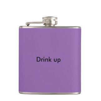 Drinking thingy hip flask