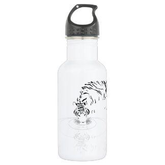 Drinking Tiger 532 Ml Water Bottle