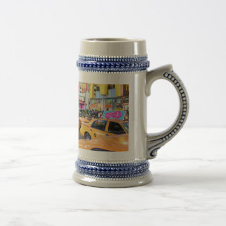 Drinking With Style Beer Stein