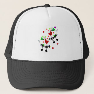 Drinks and Party Holiday. Trucker Hat