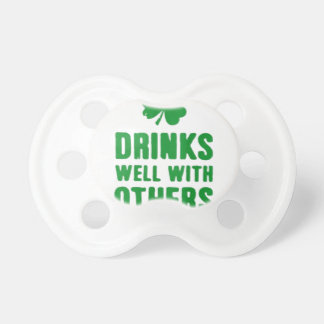 Drinks Well With Others Pacifier