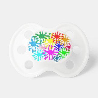 dripping art BooginHead Pacifier