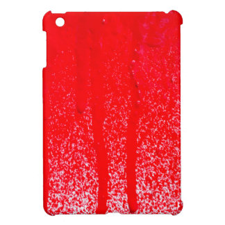 dripping blood cover for the iPad mini