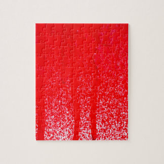 dripping blood jigsaw puzzle