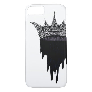 Dripping Crown iPhone 7 Case