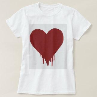 Dripping Heart T-Shirt