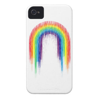 Dripping Rainbow iPhone 4 Cover