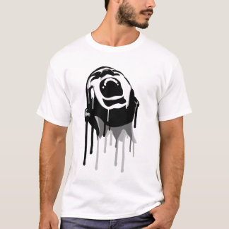 Dripping Scream T-Shirt