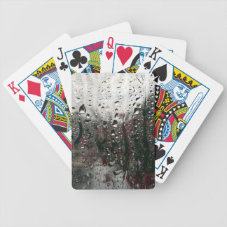 Drips and Drops Bicycle Playing Cards