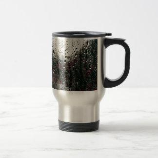 Drips and Drops Travel Mug