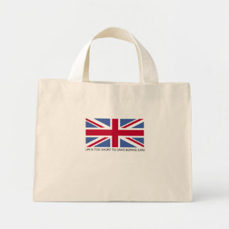 Drive British Tote Bag