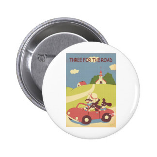 Drive Pinback Buttons
