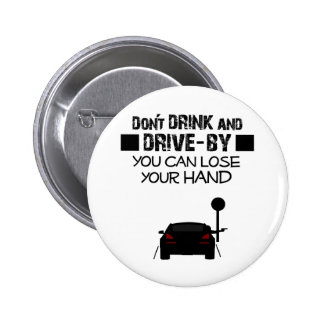 Drive-By Pinback Buttons
