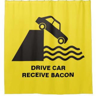 Drive Car - Receive Bacon