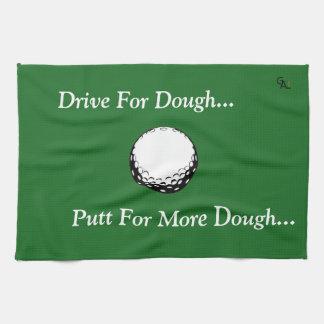Drive For Dough Towel