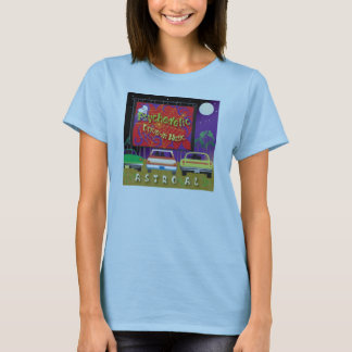 Drive In chick T-Shirt