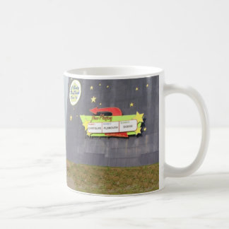 Drive In Coffee Mug
