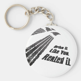 Drive it keychain