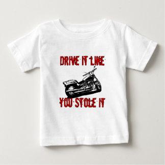 Drive it like you stole it - Bike/Chopper T-shirt