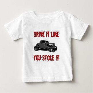 Drive it like you stole it - hot rod tshirt