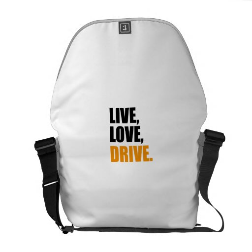 drive courier bag