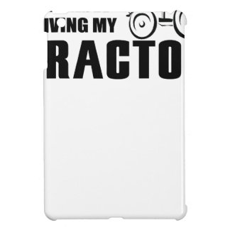 Drive my Tractor Case For The iPad Mini