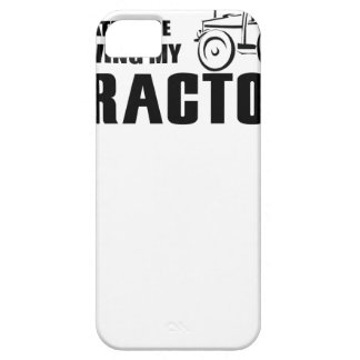 Drive my Tractor iPhone 5 Covers