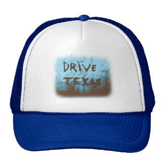 Drive Texas Ash Blue Hat