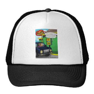Drive Thru Metaphysics Funny Tees & Gifts Trucker Hat