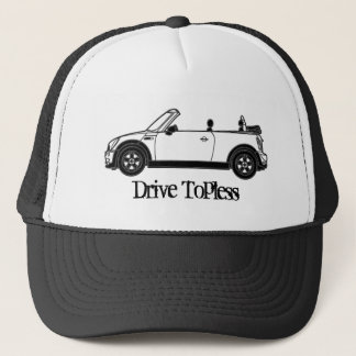 Drive Topless Trucker Hat
