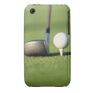 Driver&Ball iPhone 3 Case