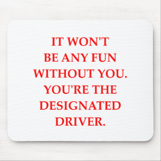 DRIVER MOUSE PAD