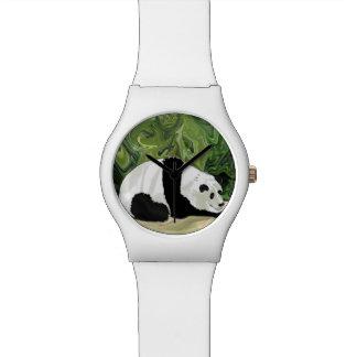 Driving at Panda Pace Watches