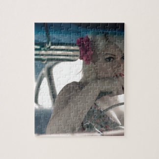 Driving Doris Jigsaw Puzzle