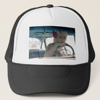 Driving Doris Trucker Hat