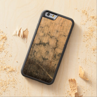 Driving during thick fog carved cherry iPhone 6 bumper case