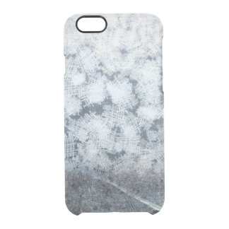 Driving during thick fog clear iPhone 6/6S case