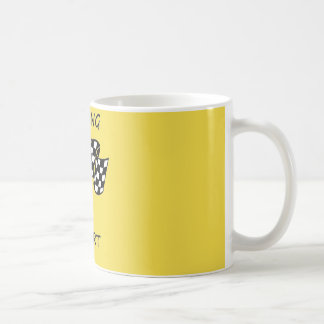 Driving expert coffee mug