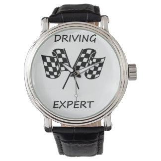 Driving expert watch