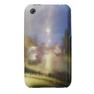 driving in a car iPhone 3 Case-Mate cases